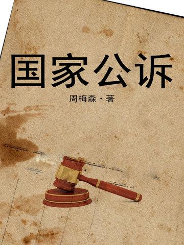 国家公诉小说